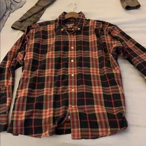 Nice men's Burberry button down sport shirt